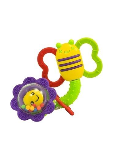 Prego Prego Toys 0072 Fun Bee Çıngırak Renkli